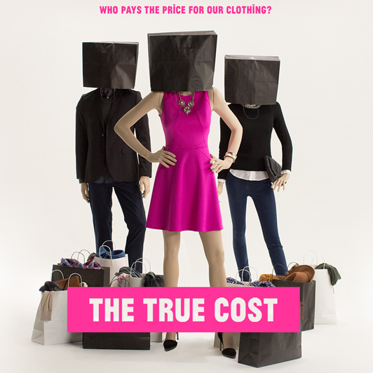 true cost, fast fashion